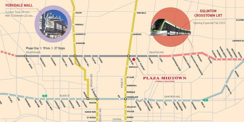 Plaza Midtown map
