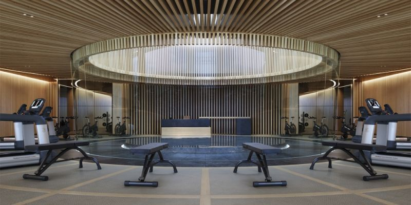 Nobu gym