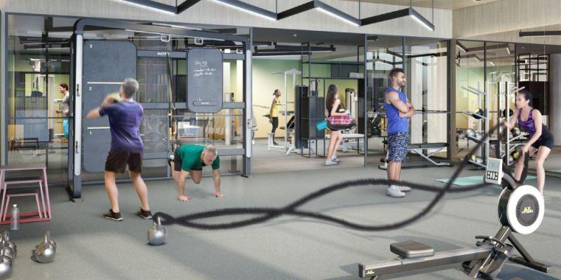 DuEast gym
