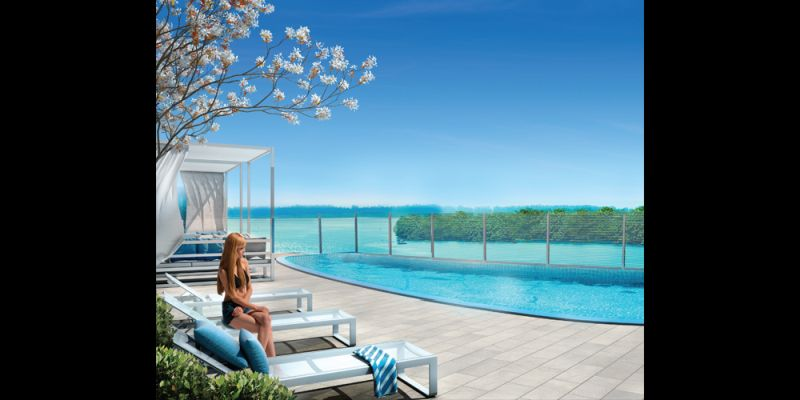 Lakeside Residences - outdoor pool