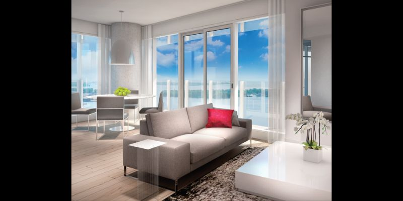 Lakeside Residences - suite