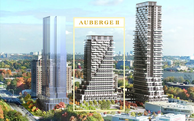 Auberge II on the Park