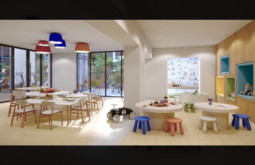 M2M Condos - kids room