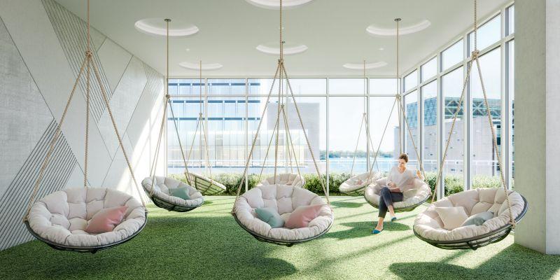 Sugar Wharf hammock room