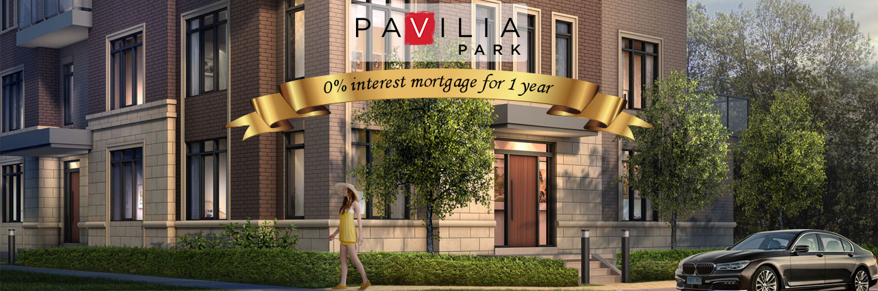 Pavilia Park Towns