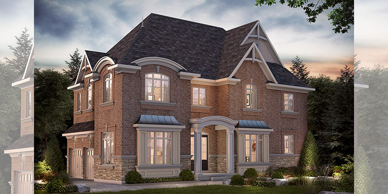 Limited Edition in Oak Ridges - lot 9