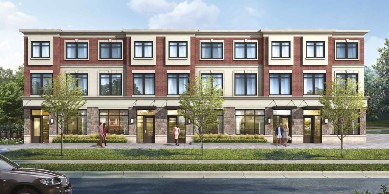 Baker Hill Townhomes