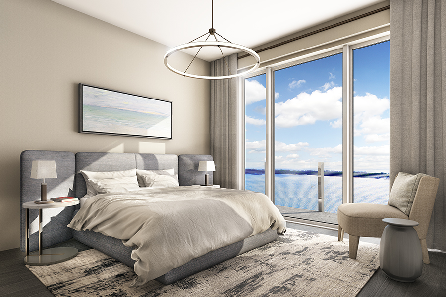 Lake Suites at Lakeside Residences