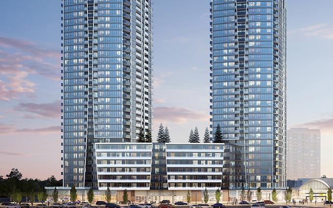 Promenade Park Towers