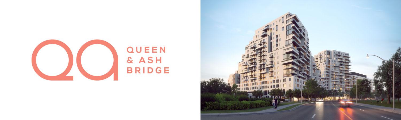 Queen & Ashbridge condos