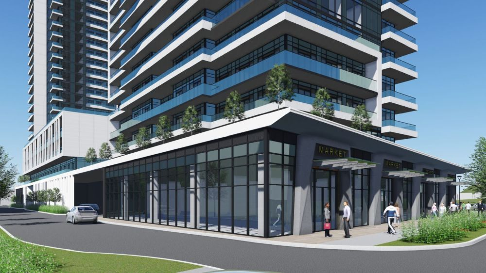 Southport in Swansea condos